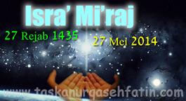 Isra' Mi'raj 1435H / 2015M